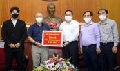 HLV Park Hang Seo ủng hộ 5.000 USD phòng chống dịch