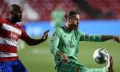 Real Madrid thắng thót tim Granada sau pha cứu thua trên vạch vôi