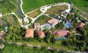 Công ty Dailai Ecohome xây 'chui' cả khu nghỉ dưỡng trên đất ruộng ở Vĩnh Phúc
