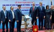 Theo đề nghị của Tống thống Trump, Mỹ tặng Việt Nam 100 máy thở để ứng phó Covid-19