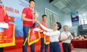 Giải bơi lặn vô địch các CLB quốc gia khu vực I - Cúp Sun Sport Complex tìm được quán quân