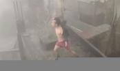 Sự thật bất ngờ về clip người đàn ông vận công đẩy lùi siêu bão số 9