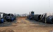 Dự án Nhà máy nước mặt sông Hồng và sông Đuống vẫn chậm tiến độ
