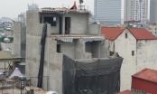 Công trình ngõ 96 Đê La Thành xây dựng sai phép, làm lún nứt hộ liền kề