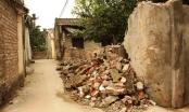 Thái Bình: Nữ sinh lớp 6 đang trên đường về thì bị tường đổ tử vong