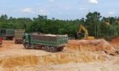 Công ty Bình Minh khai thác trái phép 5.880m2 đất ở huyện Lục Nam