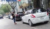 Cần xử lý dứt điểm việc trông, giữ xe tại phố Thái Phiên