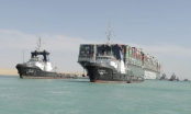 Ai Cập tính đòi bồi thường 1 tỷ USD cho vụ tắc kênh đào Suez