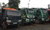 Thanh Hóa: Hàng loạt xe vượt quá trọng tải bị bắt giữ