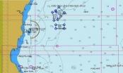 Điều máy bay tìm kiếm 4 ngư dân mất tích