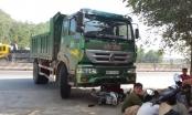 Thanh Hóa: Nữ sinh chết thảm dưới gầm xe tải