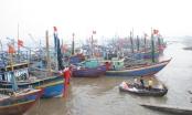 Thanh Hóa: Sóng lớn, chủ tàu cá mất tích trên biển