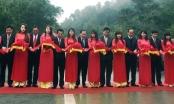 Thông xe dự án nâng cấp QL 217 Thanh Hóa