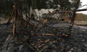 Thanh Hóa: Bà hỏa ghé thăm ngày tết, một nhà hàng biến thành tro bụi
