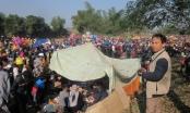 Thanh Hóa: Đông nghịt người tham dự Chợ đánh nhau