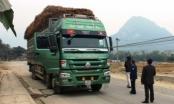 Thanh Hóa: GĐ Sở GTVT trực tiếp đón bắt xe chở quá trọng tải