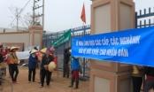 Thanh Hóa: Người dân lại tụ tập phản đối nhà máy gây ô nhiễm