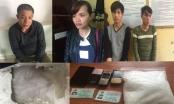 Thanh Hóa: Tóm gọn 4 đối tượng trong đường dây buôn ma túy đá liên tỉnh