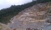 Thanh Hóa: Dừng hoạt động tại mỏ đá sạt lở gây tai nạn