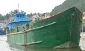 Tàu đổ chất thải xuống biển ở Thanh Hóa: Chưa được cấp giấy phép