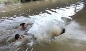 Thanh Hóa: 2 học sinh chết thương tâm do đuối nước