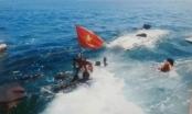 Thanh Hóa: Công an vào cuộc điều tra vụ tàu Thanh tra va chạm với tàu ngư dân