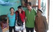 Thanh Hóa: Cô gái trở về sau 17 năm bị bán sang Trung Quốc