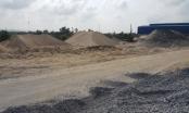 Ninh Bình: Nhức nhối bãi cát trái phép lấn chiếm bờ đê sông Vạc