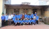 Sức trẻ Đại học Nội Vụ Hà Nội trong mùa hè xanh 2016