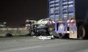 Tai nạn giao thông Plus: Xế hộp bay nóc trên cầu Sài Gòn, đôi nam nữ văng ra đường