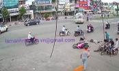 Biên Hòa: Vượt ẩu, nam thanh niên gây tai nạn nghiêm trọng