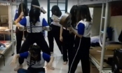 Clip nữ sinh ĐH Quốc gia Hà Hội quẩy hết mình sau khi thi qua môn thể dục