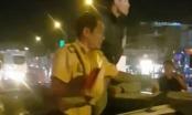 Tai nạn giao thông Plus: Tài xế đánh liên tiếp CSGT Đồng Nai khi xảy ra tai nạn