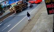 Clip: Tai nạn giao thông kinh hoàng giữa hai xe ô tô