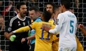 """Tức giận vì Juventus bị phạt đền, Buffon gọi trọng tài là """"kẻ giết người"""""""