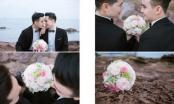 Xôn xao đám cưới đồng tính đầu tiên ở Hải Phòng với cặp nam chính được xếp vào hàng cực phẩm