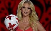 Chiêm ngưỡng vẻ đẹp hoàn hảo của đại sứ Nga tại World Cup 2018