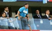 FIFA yêu cầu Maradona tôn trọng người hâm mộ