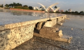 Công viên hiện đại nhất Thủ đô xuống cấp
