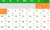 Lễ Quốc khánh 2/9 được nghỉ mấy ngày?
