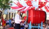 Phó Thủ tướng Trương Hòa Bình dự lễ khai giảng tại TP Đà Nẵng