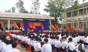 Hải đoàn 129, Quân cảng Sài Gòn: Tiếp sức đến trường nhân dịp năm học mới tại tỉnh Hậu Giang