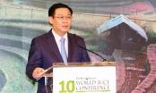 Phó thủ tướng Vương Đình Huệ dự Hội nghị thương mại gạo thế giới lần thứ 10