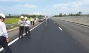 Ổ gà trên cao tốc Đà Nẵng - Quảng Ngãi đã được sửa chữa