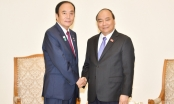 Thủ tướng tiếp Thống đốc tỉnh Saitama (Nhật Bản)