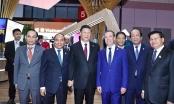 Thủ tướng Nguyễn Xuân Phúc kết thúc tốt đẹp chuyến tham dự hội chợ nhập khẩu quốc tế Trung Quốc lần thứ nhất
