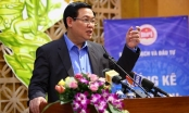 Phó Thủ tướng Vương Đình Huệ dự Hội nghị Thống kê bộ, ngành