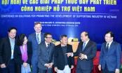 Thủ tướng Chính phủ chủ trì Hội nghị thúc đẩy phát triển công nghiệp hỗ trợ