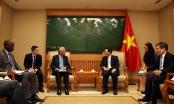 Phó Thủ tướng Phạm Bình Minh tiếp Điều phối viên Liên Hợp Quốc