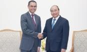 Thủ tướng tiếp Đại sứ Malaysia